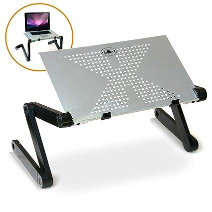 djcool PC ordenador portátil soporte para DJ (W/XL 7,5 en refrigeración ventilador y totalmente ...