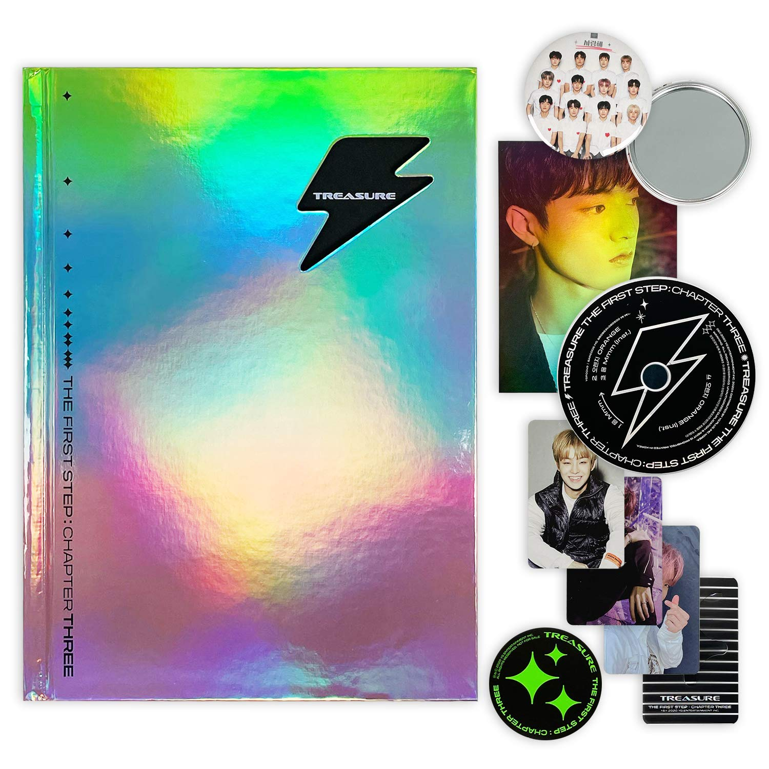 YG Ent. All items in the store TREASURE 3rd Single Album - Popular popular : STEP THE FIRST T CHAPTER