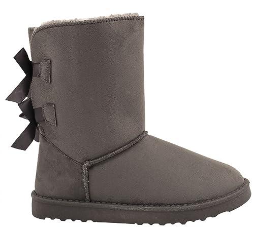 Winter Damen BootsBequeme Elara Stiefel Schlupfstiefel Chunkyrayan Yf6gyb7v