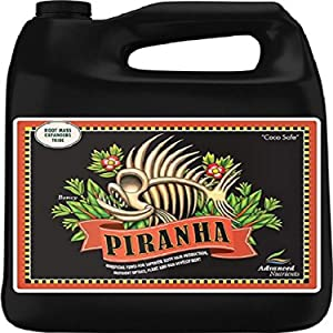 Advanced Nutrients 5251-15 Piranha Liquid Fertilizer, 4 Liter, Brown/A