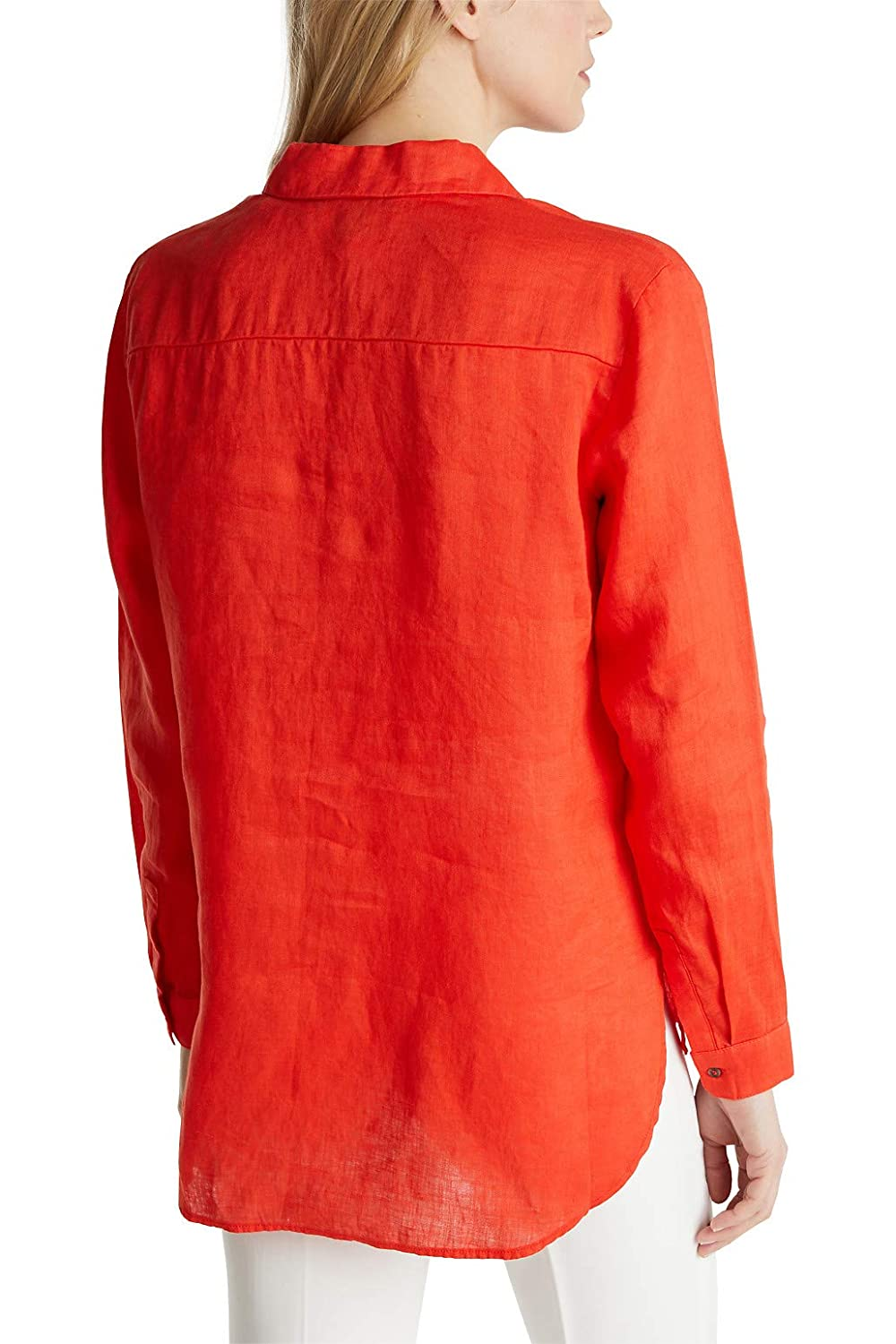 ESPRIT kollektion dam blus 825/röd orange