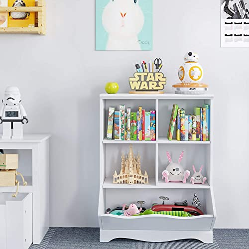 HOMECHO Kid s Bookcase