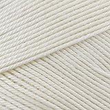 Patons 100% Cotton 4 Ply - Cream (1692)