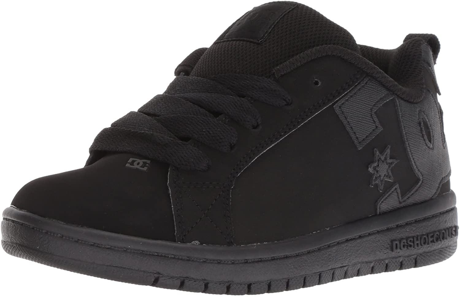 DC Unisex-Child Court Graffik Skate Shoe