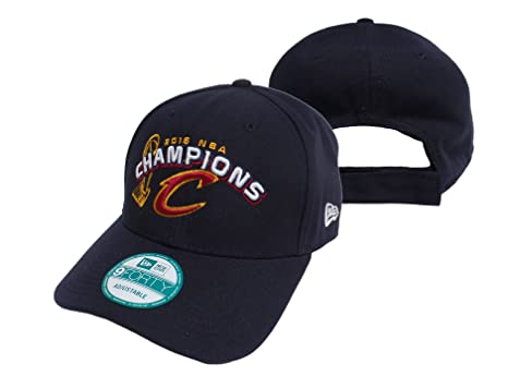 f11bf82e49838 Image Unavailable. Image not available for. Color  New Era Cleveland  Cavaliers Navy 2016 NBA Finals ...