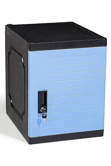 Jink Locker, Lockable Storage Cabinet 19u0026quot; With Keys | Great For Kids,  Home