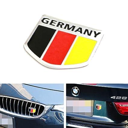 Amazon Ijdmtoy 1 Germany Black Red Yellow Badge For European