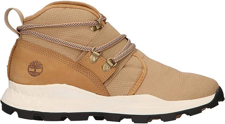 Disciplinario loco golf  Botines de Hombre TIMBERLAND A1YWY Brooklyn Iced Coffee Talla 40:  Amazon.es: Zapatos y complementos