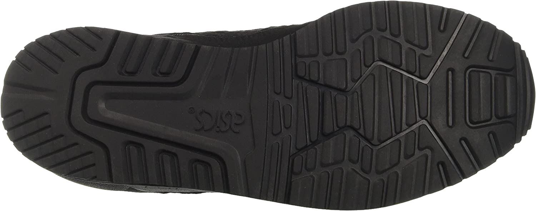 Asics Herren Gel Lyte III Sneaker Mehrfarbig (Black 001)