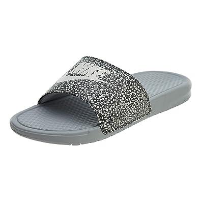 868c9b5d8899 NIKE Men s Benassi Just Do It Slide Sandal  Amazon.co.uk  Shoes   Bags