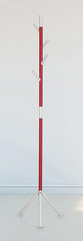 Metallo Bianco Viscio Trading Casa /& Living Uomo Morto 46x27x107 cm