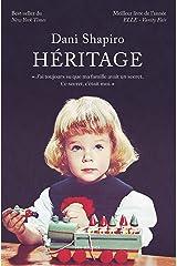 Héritage (AR.TEMOIGNAGE) Paperback