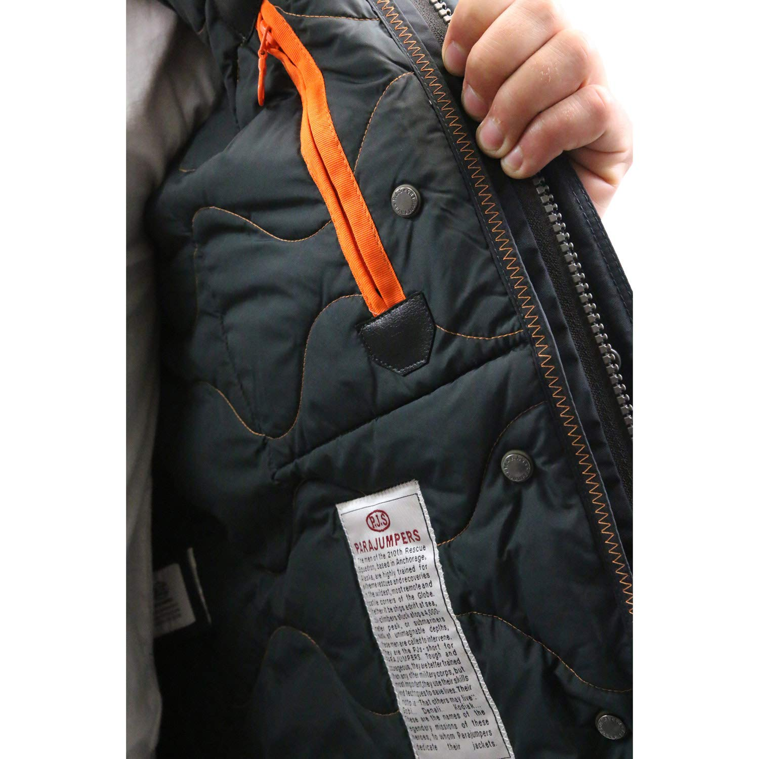 the latest 09e7d 07608 Parajumpers Right Hand Insulated Urban Jacket - Mens ...