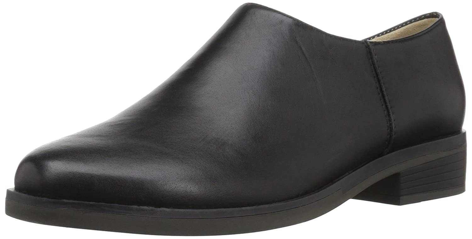 Naturalizer Women's Reagan Ankle Bootie B06XMQTBQM 11 W US|Black