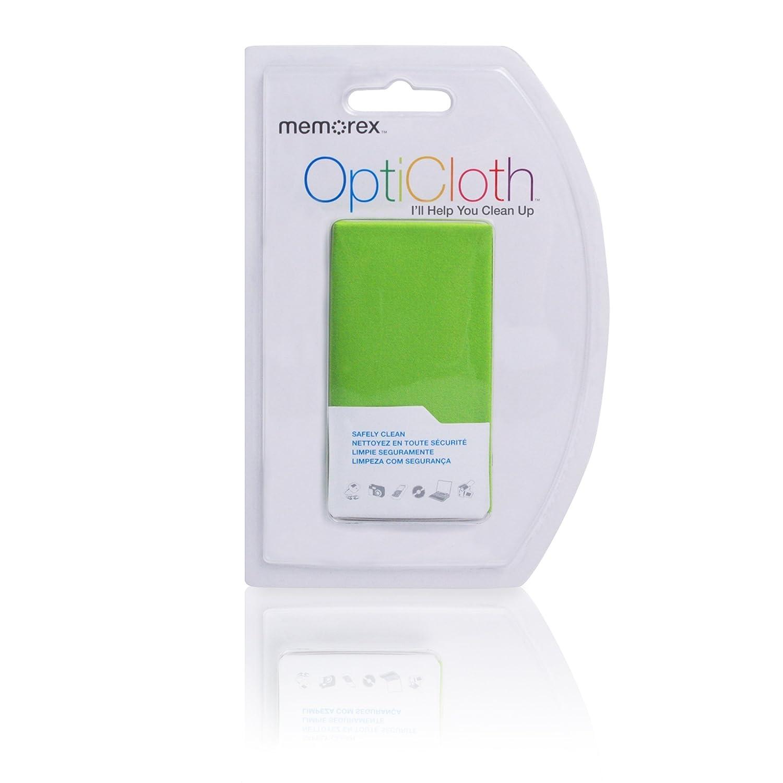 Amazon.com: Memorex OptiCloth CD/DVD MicroFiber Cloth: Home Audio ...
