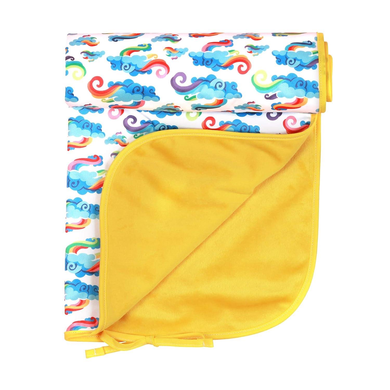 TotsBots Changing Mat and Waterproof Bag