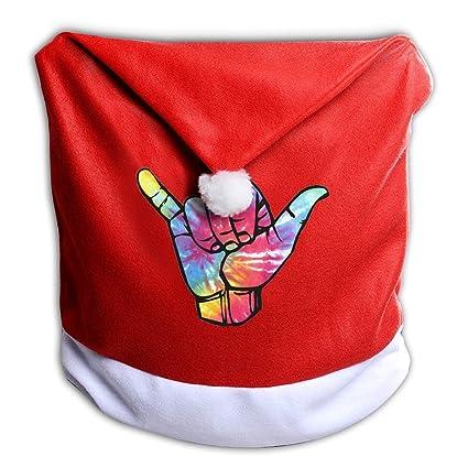 Pleasing Amazon Com Alfred Weekjey Bright Tie Dye Shaka Red Hat Creativecarmelina Interior Chair Design Creativecarmelinacom
