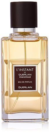Guerlain L Instant De Guerlain Pour Homme Eau De Parfum Spray for Men, 1.6 Ounce