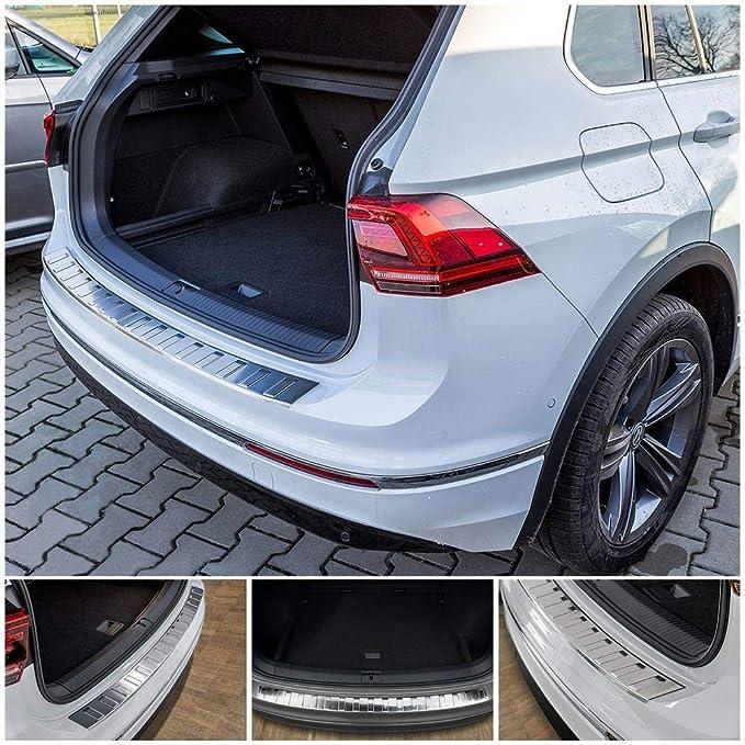 Tuning Art L208 Edelstahl Ladekantenschutz 5 Jahre Garantie Fahrzeugspezifisch Auto