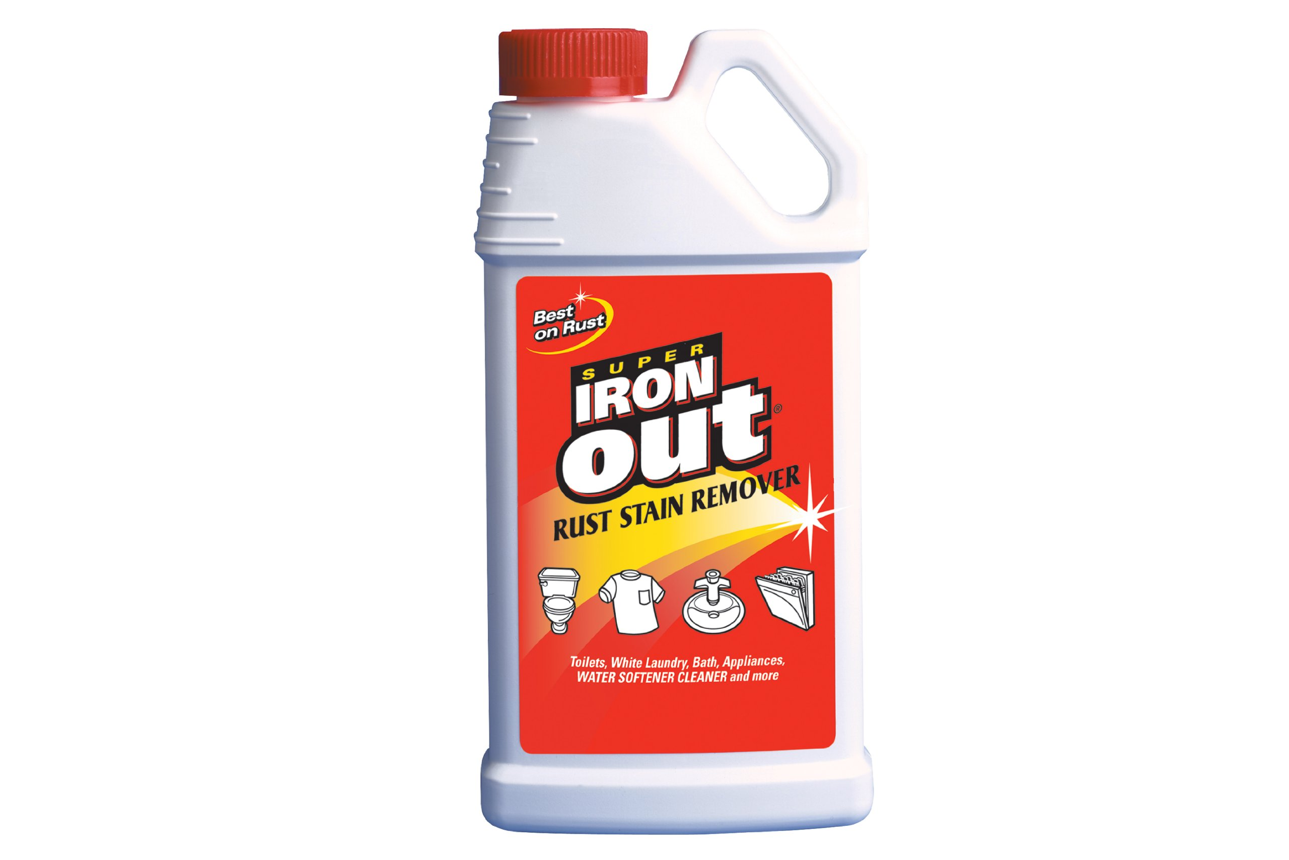 Super Iron Out Rust Stain Remover-18 oz by Super Iron Out