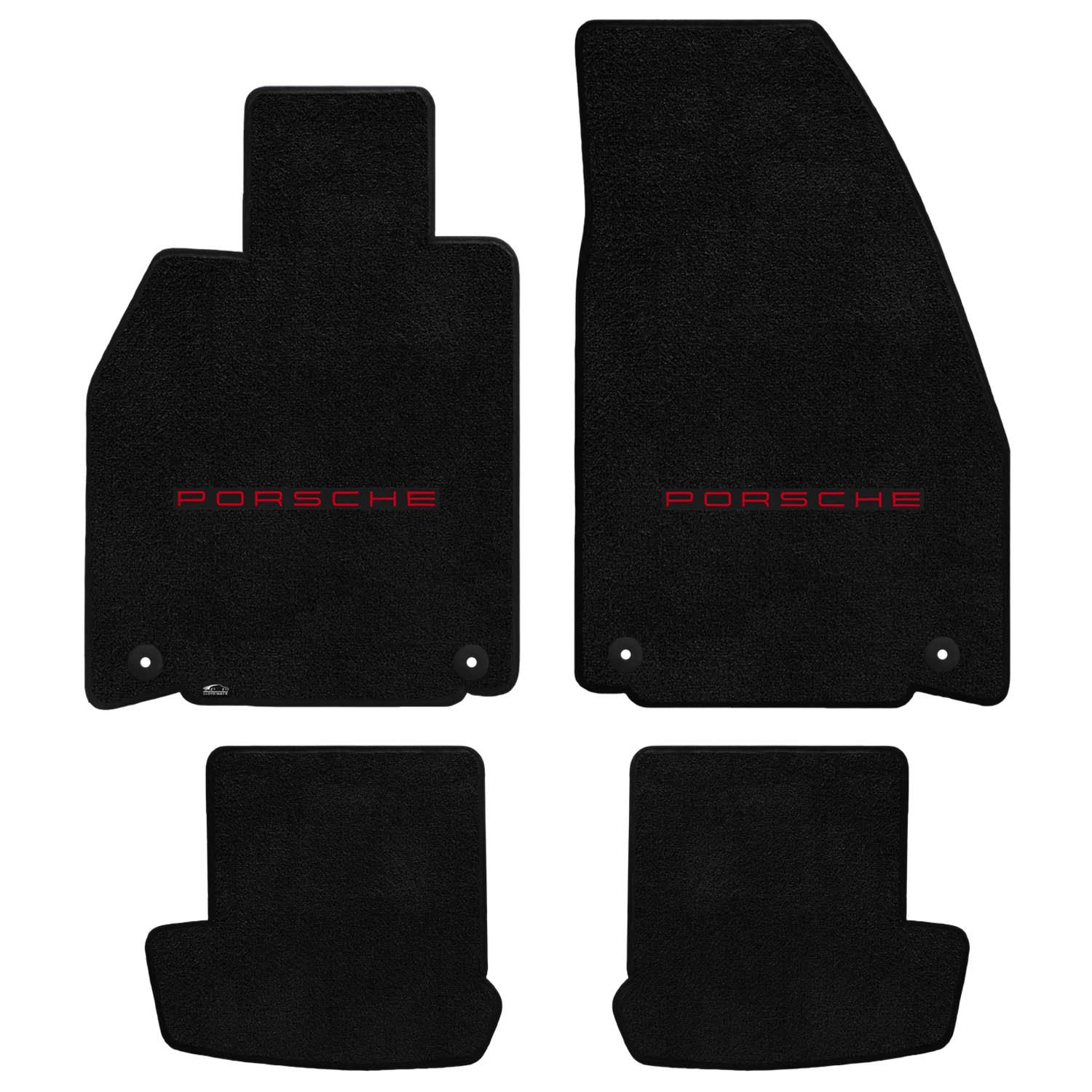 embroidery lloyd chevrolet black front camino el velourtex silver with for car floor mats lloyds