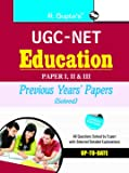 CBSE UGC-NET: Education Previous Papers (Paper I, II & III Solved)