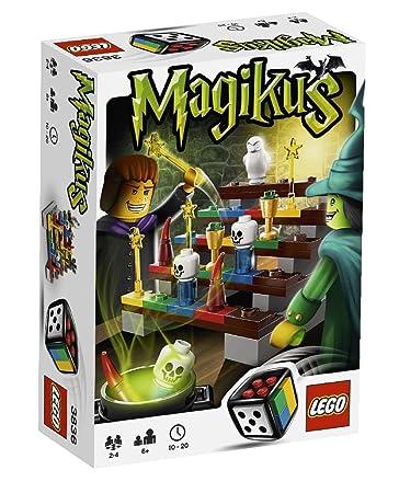 Lego Spiele 3836 Magikus Amazonde Spielzeug