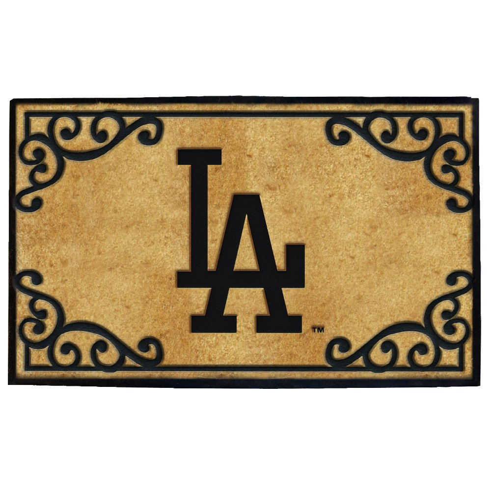Los Angeles Dodgers Door Mat
