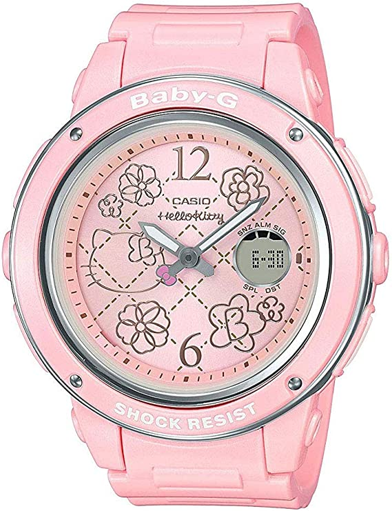 : Casio Baby G Hello Kitty 2019 Edition Pink Watch