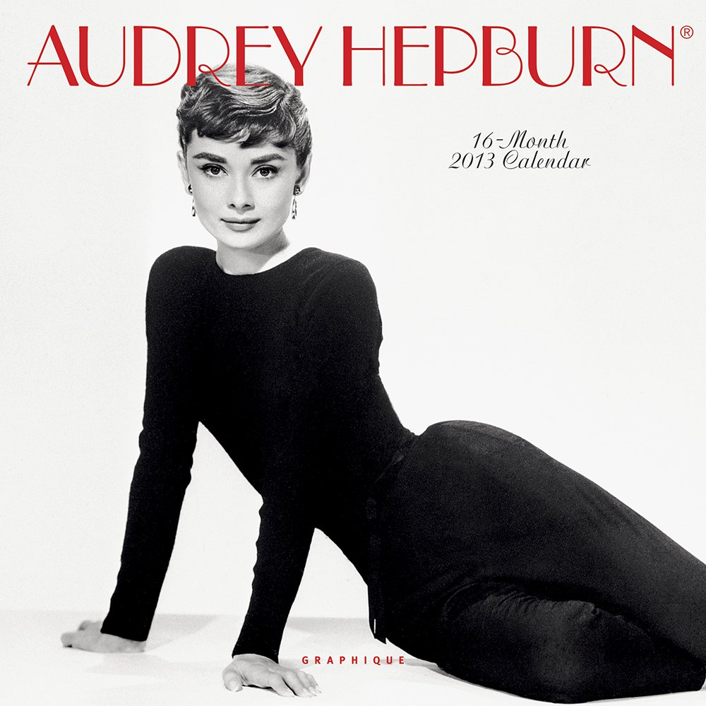 Audrey Hepburn Mini Calendar 2013: 16-Month Calendar