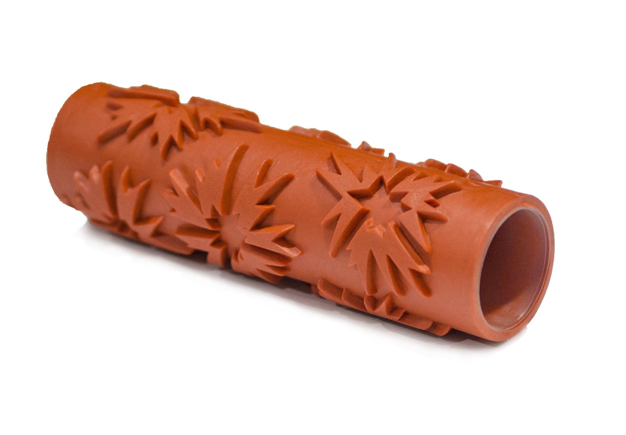 Bon 13-449 Fireworks Stucco Texture Roller, 7''