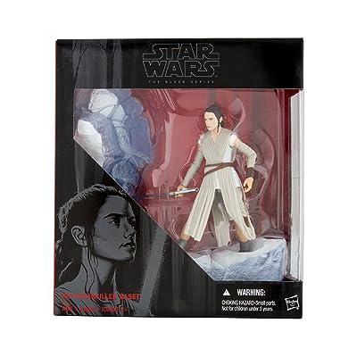 Star Wars Black Series 6 Rey (Starkiller Base): Toys & Games