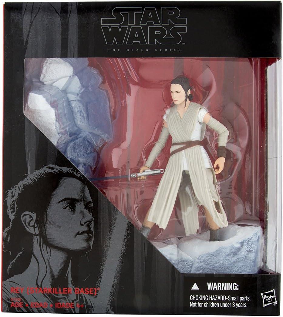 Star Wars Black Series 6 Rey (Starkiller Base)