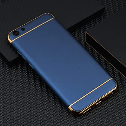 Vivo Y69 Back Cover 3 In 1 Electroplated Matte Hard Amazonin