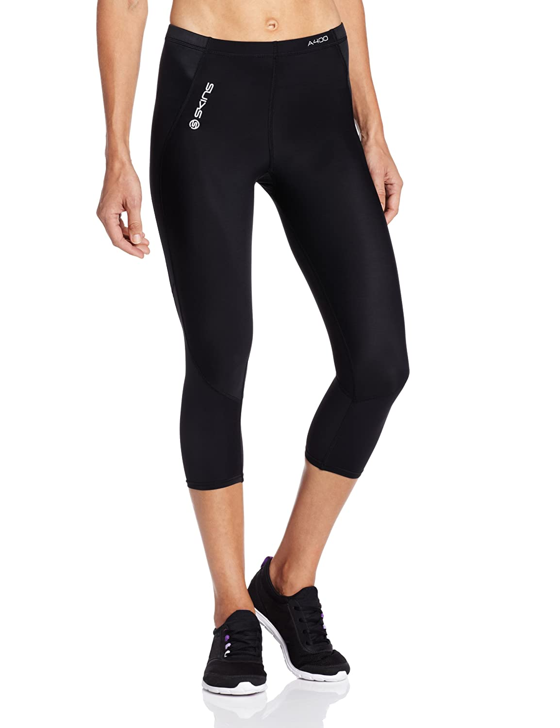 SKINS Women's A400 3/4 Tights SKIOZ