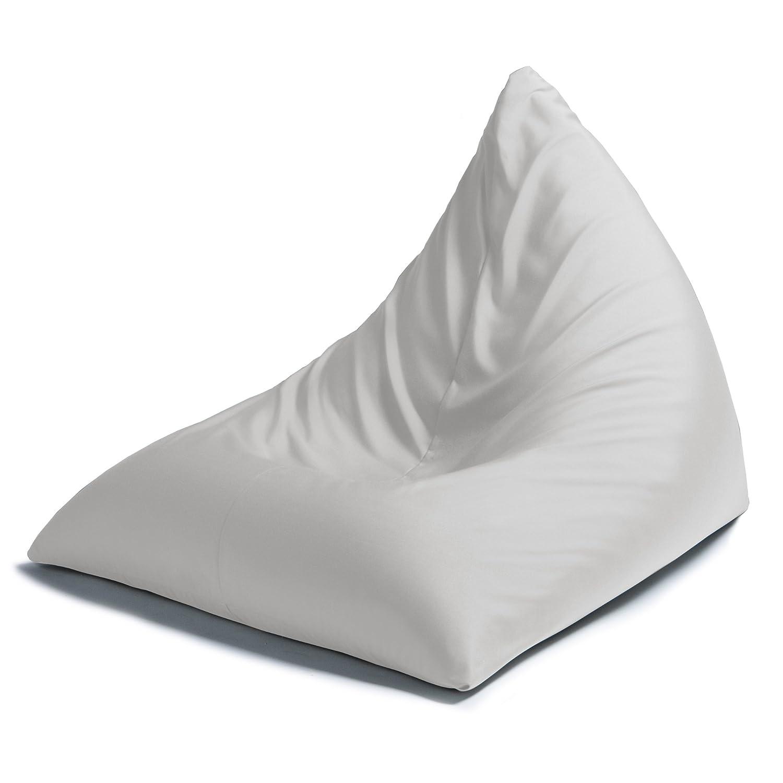 Amazon Jaxx Twist Outdoor Bean Bag Chair White Patio