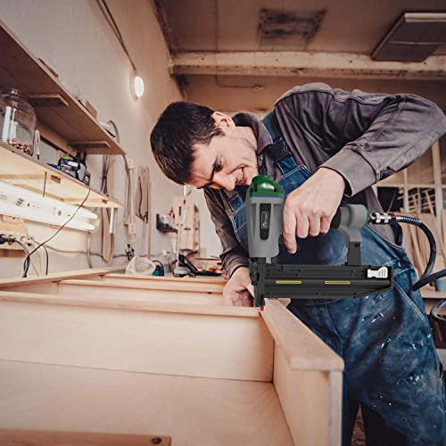 MProve Heavy Duty 18-Guage Electro-Galvanized Brad Nails 5,000 Nails Brad Nailer