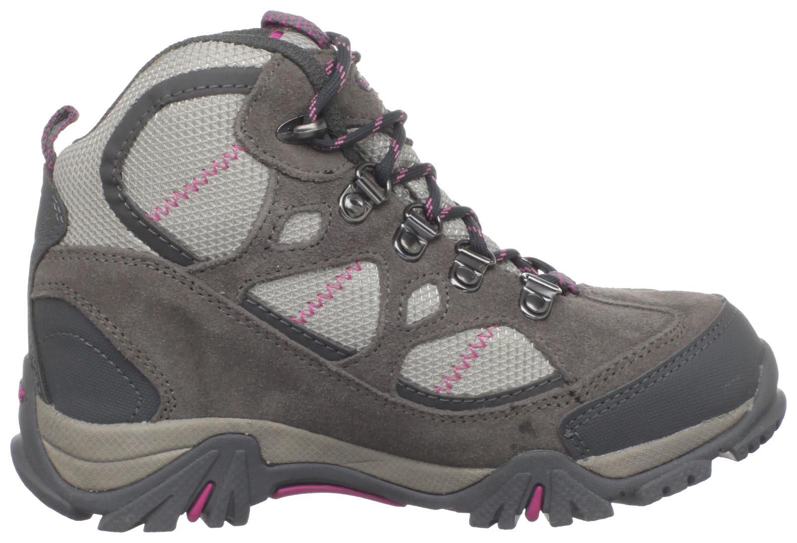Hi-Tec Kid's Redondo Trail Boots,Gray,7 M Big Kid by Hi-Tec (Image #6)