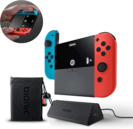 Power Plate Portable Power System For Switch Console And Joy-Con [Nintendo Switch ] [Importación alemana]: Amazon.es: Videojuegos