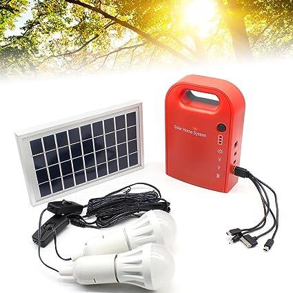 amazon com tfcfl 12v home outdoor lighting dc solar panels