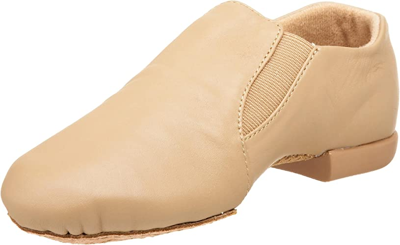 Dance Class Jb600 Caramel Leather Jazz