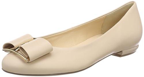 60ae156a8af HÖGL Women s s 5-10 1080 Ballet Flats  Amazon.co.uk  Shoes   Bags