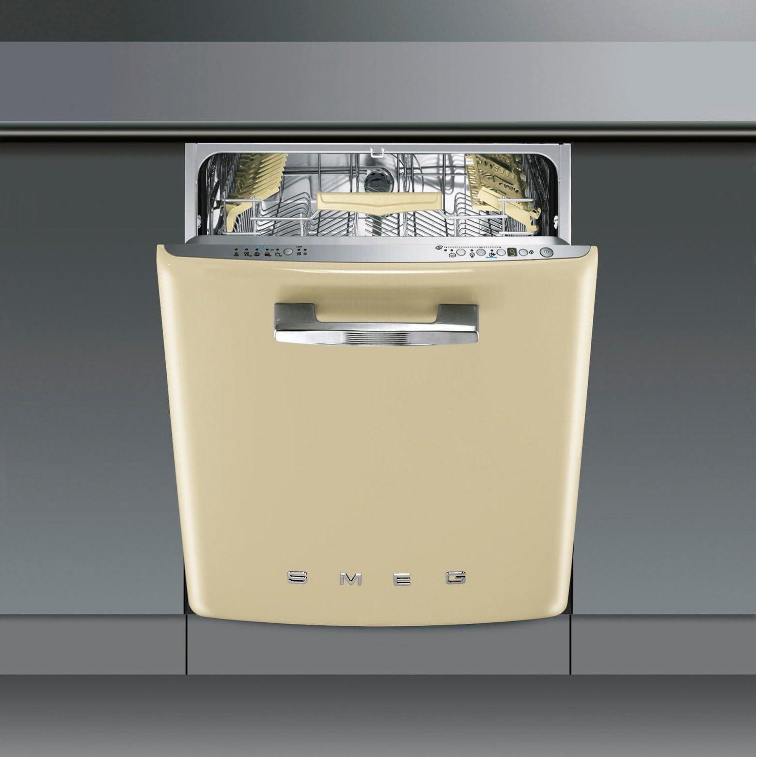 Smeg ST2FABP Bajo encimera 13cubiertos A+++ lavavajilla ...