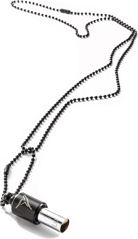 LOVETUNER - Collar de bola negra de 528 Hz con frecuencia de amor ...