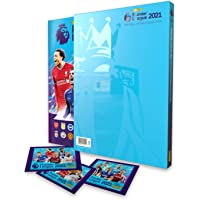 Panini Premier League 2021 Sticker verzamelaars Album