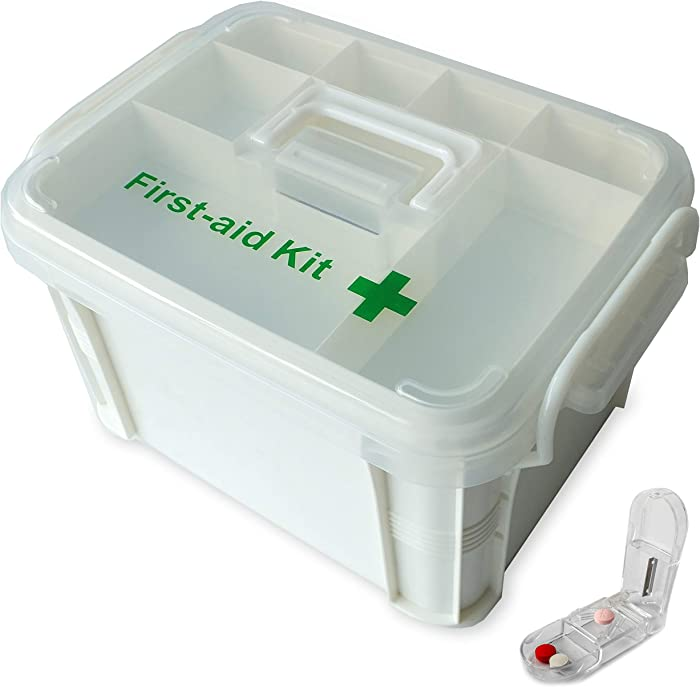 Top 9 Empty Home First Aid Kit Box