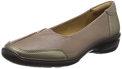 1586 - Gillian - Chaussures Bateau - Femme - Noir (Black Snake) - 41 EU (7 UK)Hotter eeVLuserK