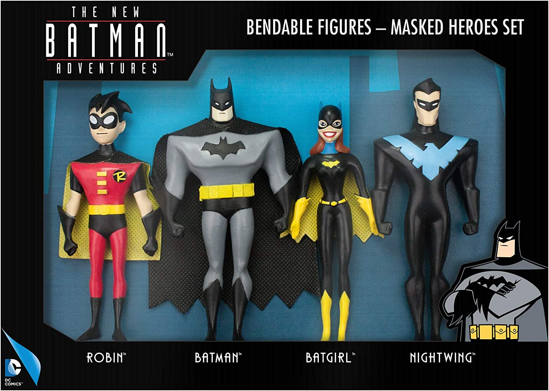 BATMAN SERIE ANIMATA FIGURA la Batgirl di nuove avventure DC Comics NUOVO