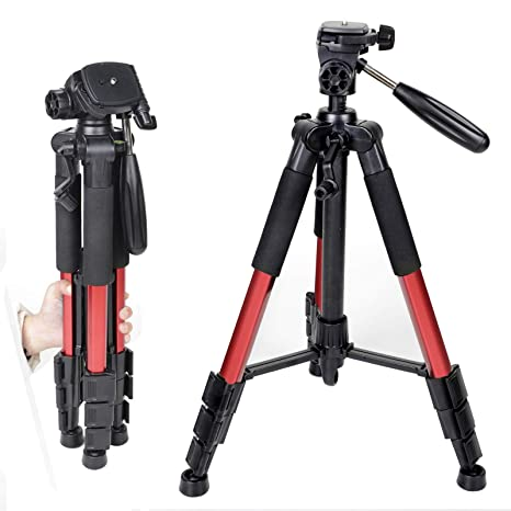 Trípode Profesional para cámara réflex Digital, trípode de ...