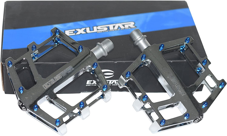 Exustar PB-525 Plattform Fahrrad-Pedale //// BMX//MTB